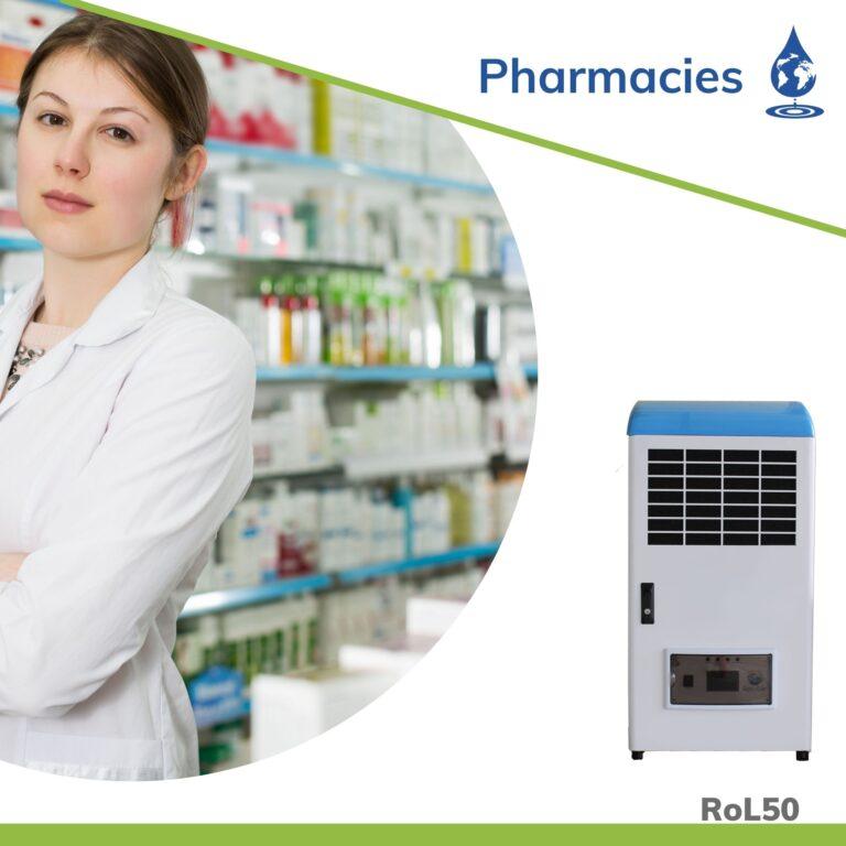 water for Pharmacies